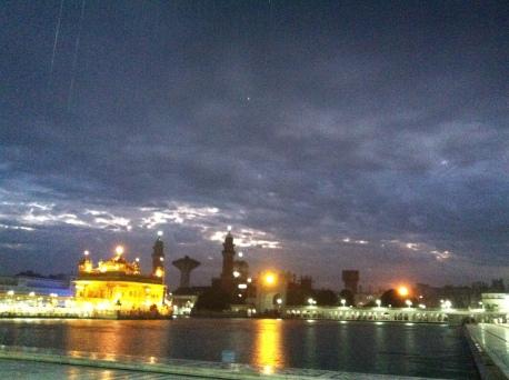 Dawning Amritsar