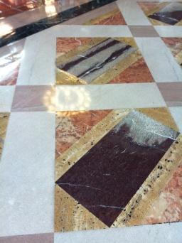 reflective floors