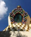 freshly washed stupah