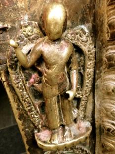 age worn deity