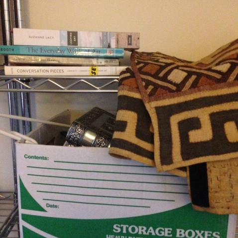 African Textile and School Books