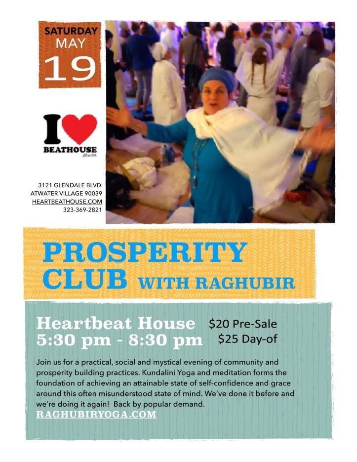 prosperity club